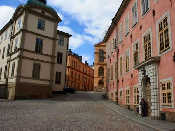 Gamla Stan centro storico Stoccolma