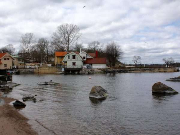 Mare Vaxholm Arcipelago Stoccolma