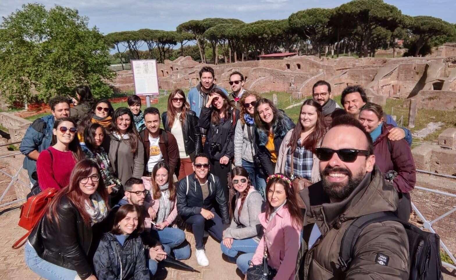 Raduno bloggers viaggi Ostia Antica
