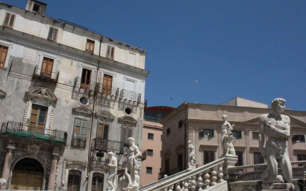 Piazza della Vergogna Palermo Hesitant Explorers Travel Blog