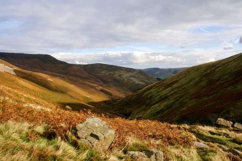 Cosa vedere a Manchester Peak District Valle