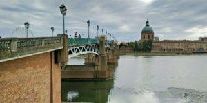 Tolosa ponte fiume