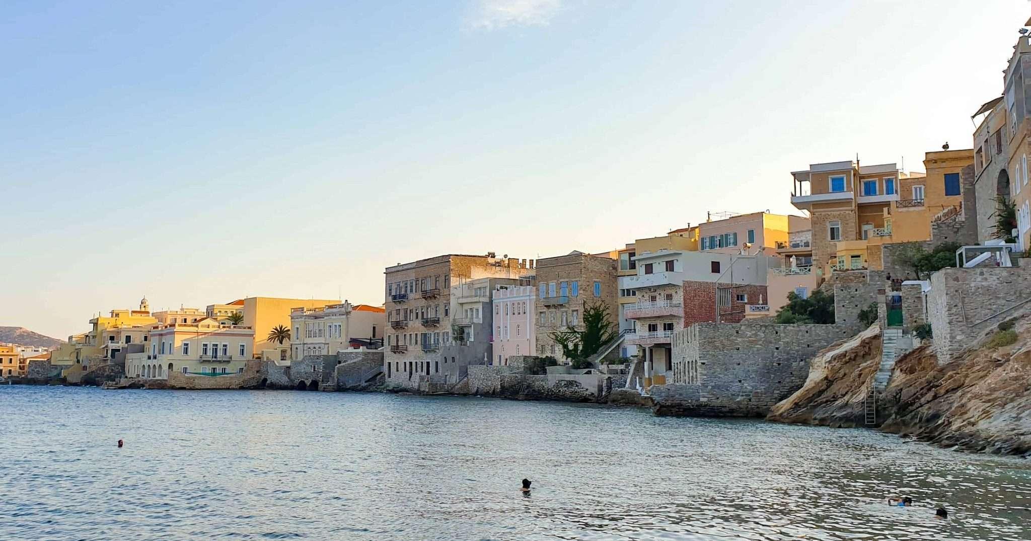 Cosa vedere a Syros