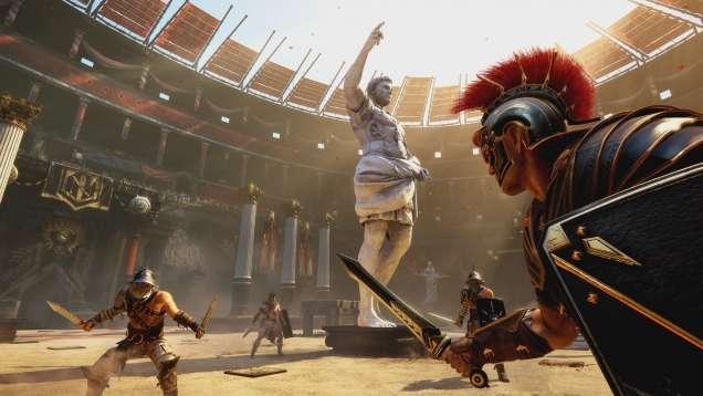 Colosseo Ryse Son of Rome videogiochi